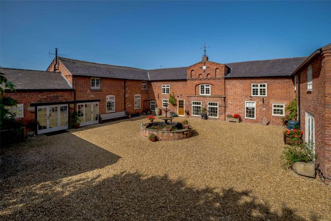 Thumbnail Property for sale in Tushingham, Whitchurch, Cheshire