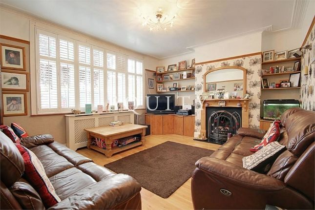 Thumbnail Terraced house for sale in Faversham Avenue, Enfield