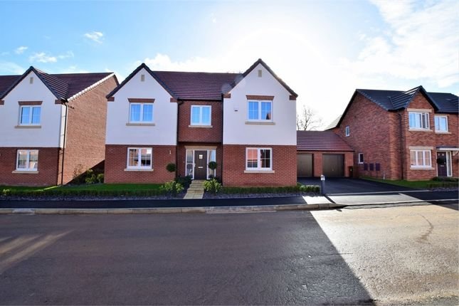 Detached house for sale in Furzefield Way, Moulton, Northampton