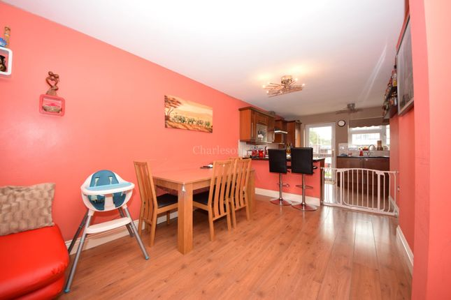 Thumbnail End terrace house to rent in Craven Gardens, Barkingside
