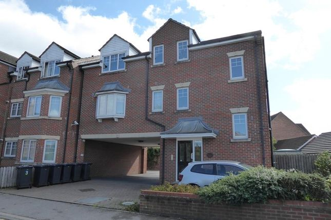 Thumbnail Flat for sale in Romanby Road, Northallerton