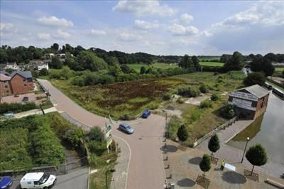 Thumbnail Land for sale in Plot 6, Ellesmere Wharf, Ellesmere