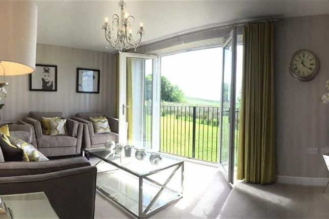 Thumbnail Flat for sale in Wadhams Court, Turton, Bolton