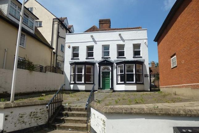 Thumbnail Office to let in 63, North Hill, Colchester, Essex
