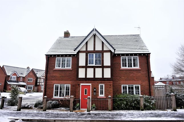 Thumbnail Detached house for sale in Scobell Street, Bury