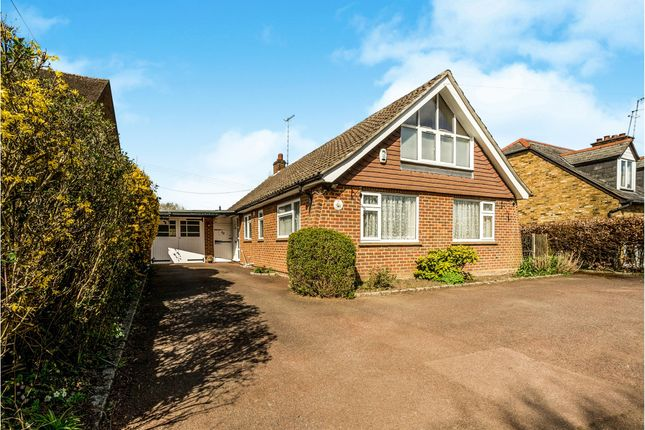 Thumbnail Detached bungalow for sale in Boswick Lane, Dudswell, Berkhamsted