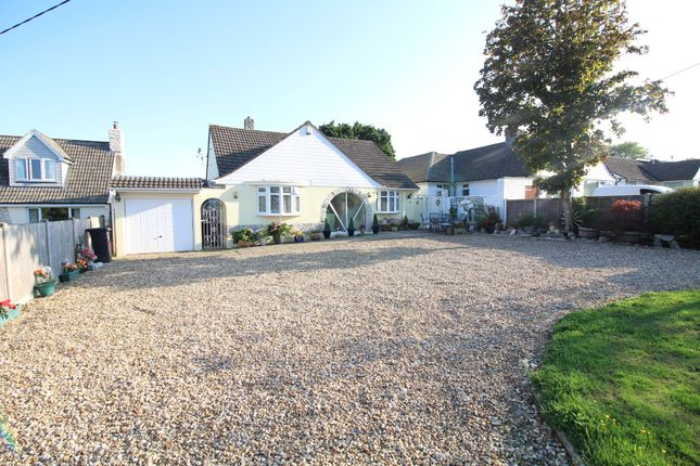 Thumbnail Detached bungalow for sale in Ballard Close, Lytchett Matravers, Poole