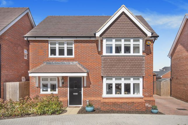 Thumbnail Detached house for sale in Johnson Edge, Flitwick
