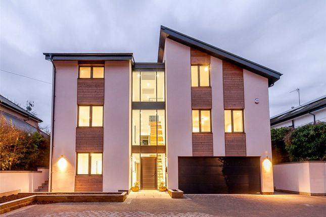 Thumbnail Detached house for sale in Hornbeam Crescent, Harrogate, North Yorkshire