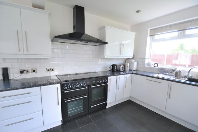 Kitchen of Twiss Green Lane, Culcheth, Warrington WA3