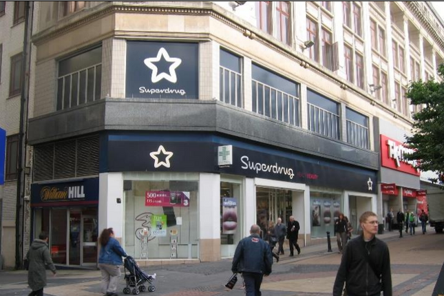 Thumbnail Retail premises to let in 11 Parker Street, Liverpool
