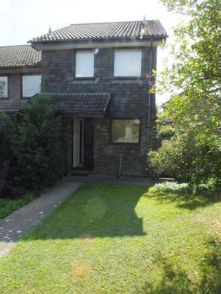 Thumbnail Semi-detached house to rent in Hawkenbury Way, Lewes