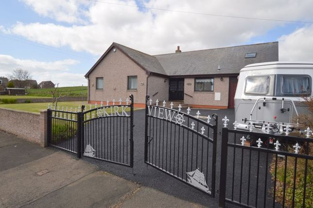 5 bed detached bungalow for sale in Brierylaw, St Abbs TD14
