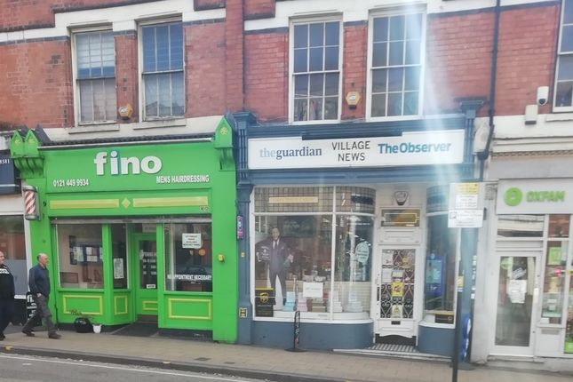 Retail premises for sale in Village News, St Marys Row, Lease For Sale
