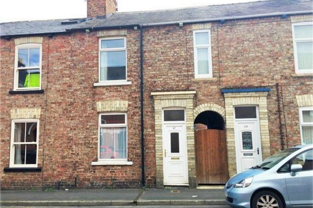 Thumbnail Terraced house for sale in Farrar Street, Off Lawrence Street, York