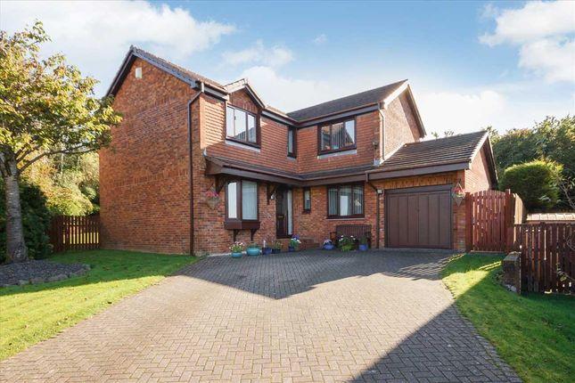 Thumbnail Detached house for sale in Mclaren Grove, Stewartfield, East Kilbride