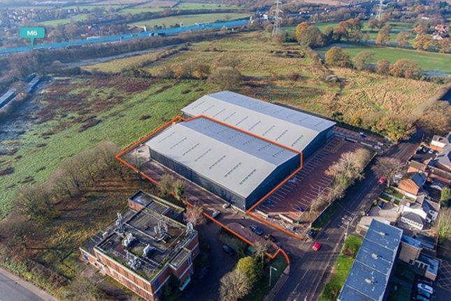 Thumbnail Warehouse to let in Exhall 3, Coventy