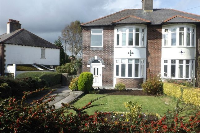 Thumbnail Semi-detached house for sale in Church Crescent, Baglan, Port Talbot, West Glamorgan