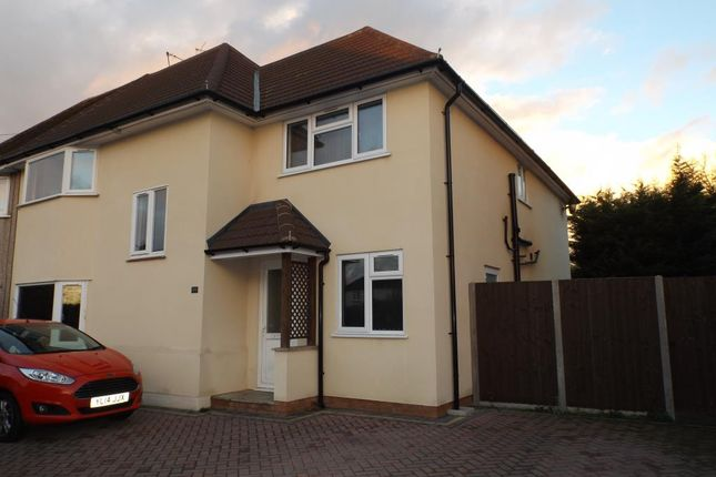 Thumbnail Flat to rent in St. Andrews Way, Slough