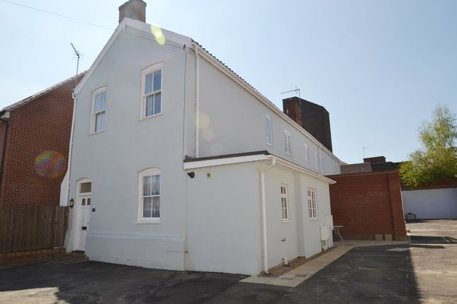 Thumbnail Semi-detached house to rent in College Street, Bury St. Edmunds
