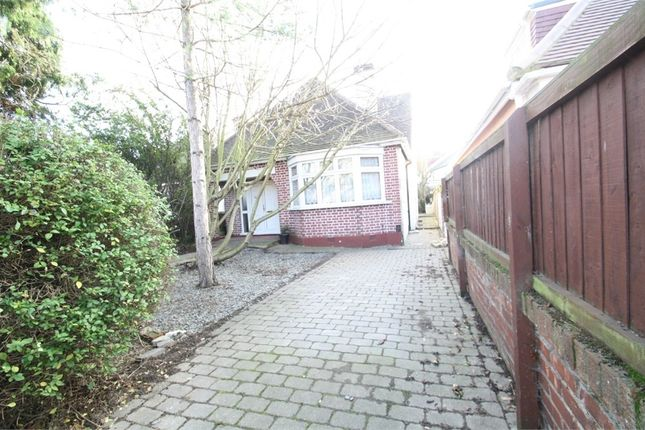 Thumbnail Detached bungalow for sale in Stradbroke Grove, Ilford, Essex