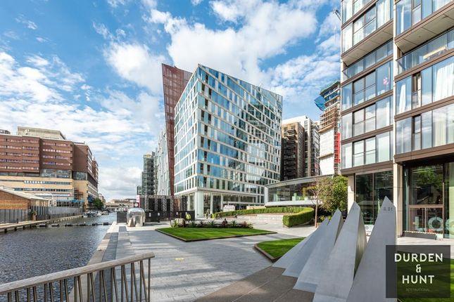 Thumbnail Flat to rent in Merchant Square, Paddington, London