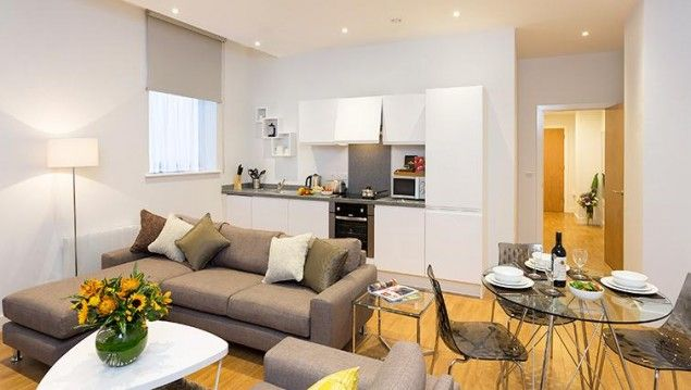 Thumbnail Flat to rent in Trafford Road, Salford Quays
