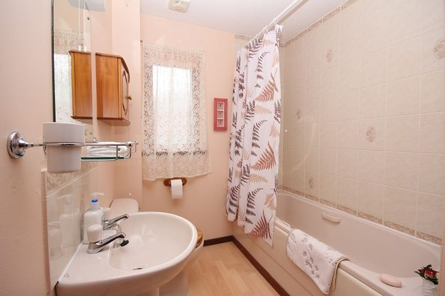 Bathroom of 42 Towerhill Gardens, Cradlehall, Inverness IV2