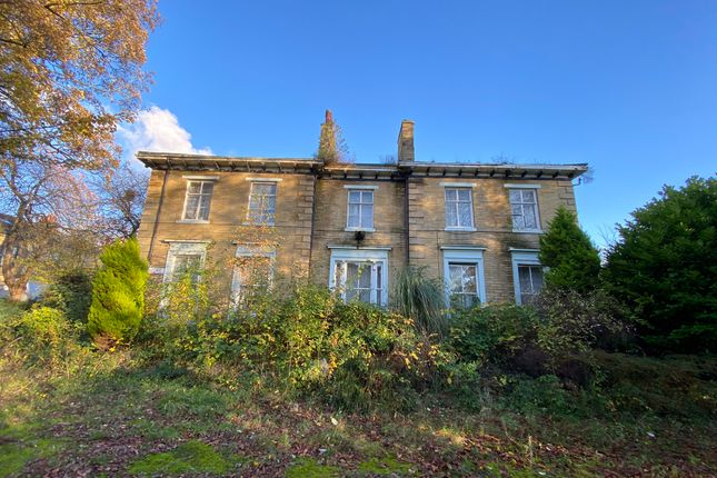 Thumbnail Detached house for sale in Melbourne Place, Bradford