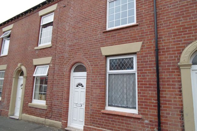 Thumbnail Terraced house to rent in Port Street, Oldham