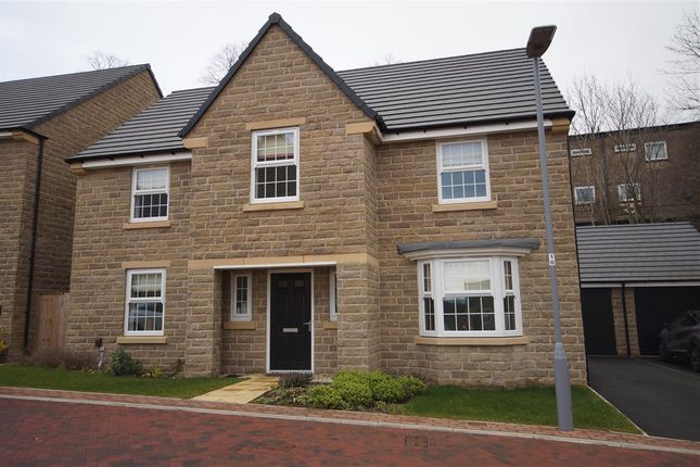Thumbnail Detached house to rent in Bluebell Drive, Wyke, Bradford