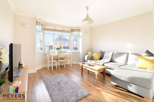 Thumbnail Flat for sale in Kimberley Road, Southbourne