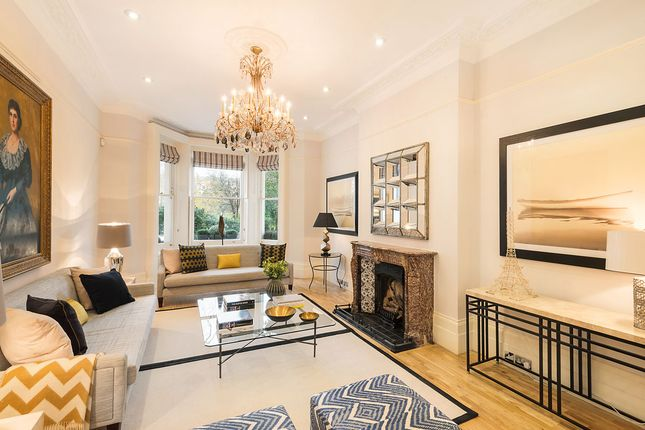 Double Reception of Stanhope Gardens, South Kensington, London SW7