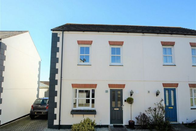 Thumbnail Detached house for sale in Chyandour, Redruth, Cornwall