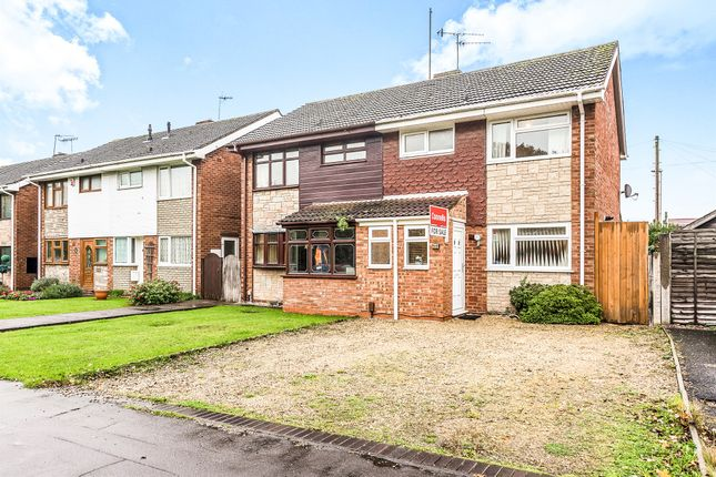 3 bed semi-detached house for sale in Balfour Road, Kingswinford