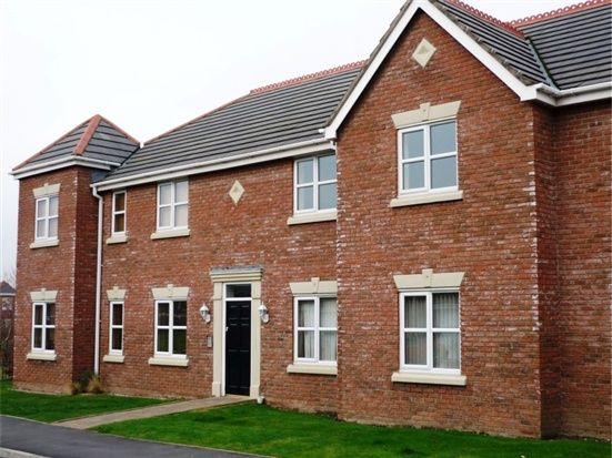 Thumbnail Flat to rent in Delph Drive, Burscough, Ormskirk