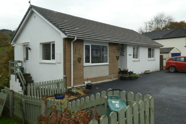 Detached bungalow for sale in Lampeter Road, Aberaeron