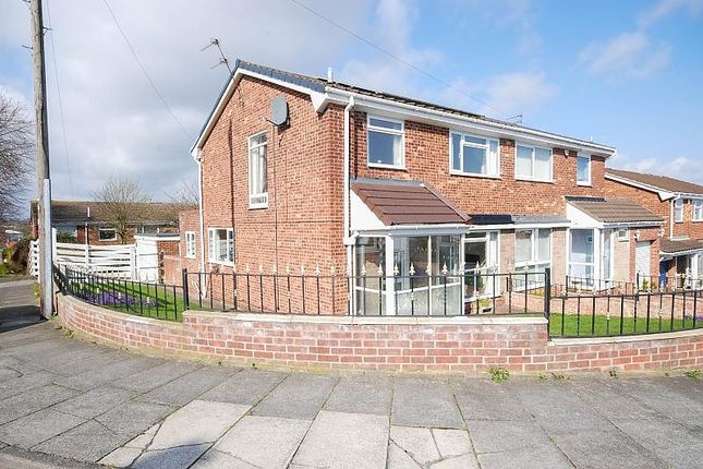 Thumbnail Semi-detached house for sale in Barras Drive, Sunderland