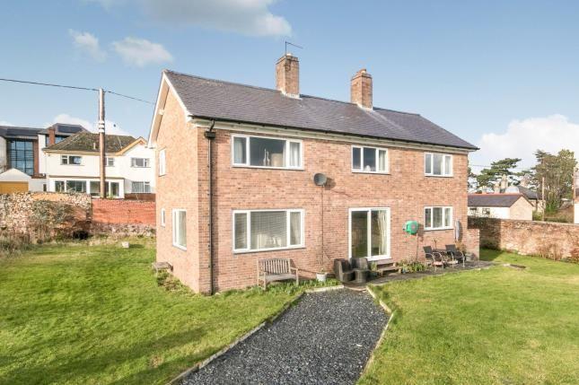 Thumbnail Detached house for sale in Park Street, Denbigh, Denbighshire, North Wales
