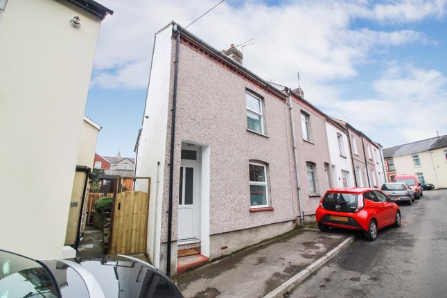 Thumbnail Terraced house for sale in St Helens Road, Abergavenny