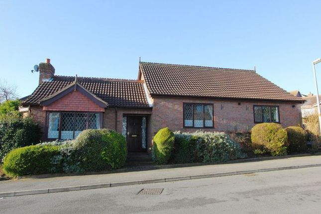 Thumbnail Detached bungalow to rent in Chestnut Rise, Barrow-Upon-Humber