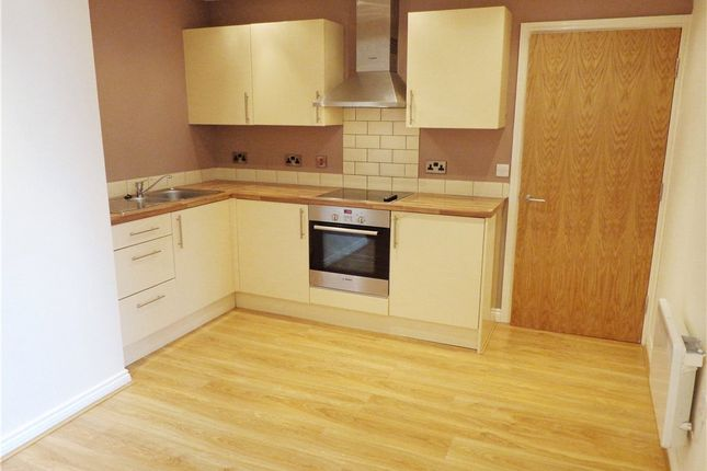 Thumbnail Flat to rent in Sovereign Mill, South Queen Street, Morley, Leeds