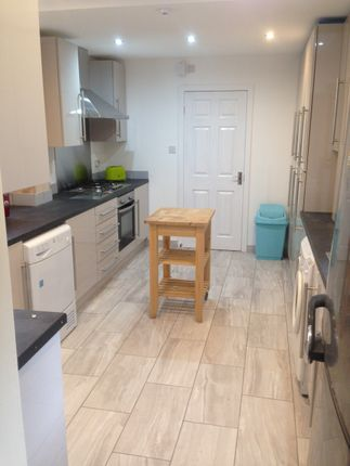 Thumbnail Terraced house to rent in Russell Road, Liverpool, Merseyside
