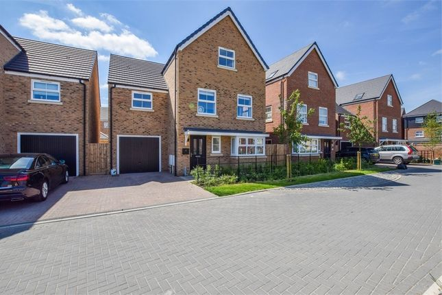 Thumbnail Detached house for sale in Redshank Road, Stanway, Colchester, Essex