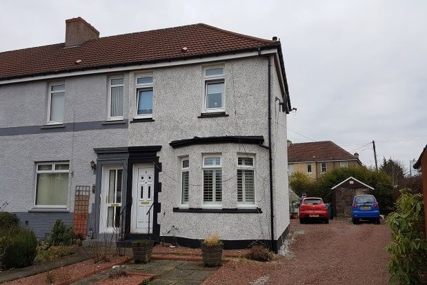 Thumbnail Terraced house to rent in Faraday Avenue, Wishaw