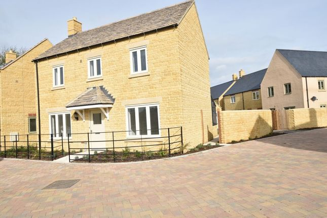 Thumbnail Detached house for sale in Maurice Gardens, Collin Lane, Willersey, Broadway