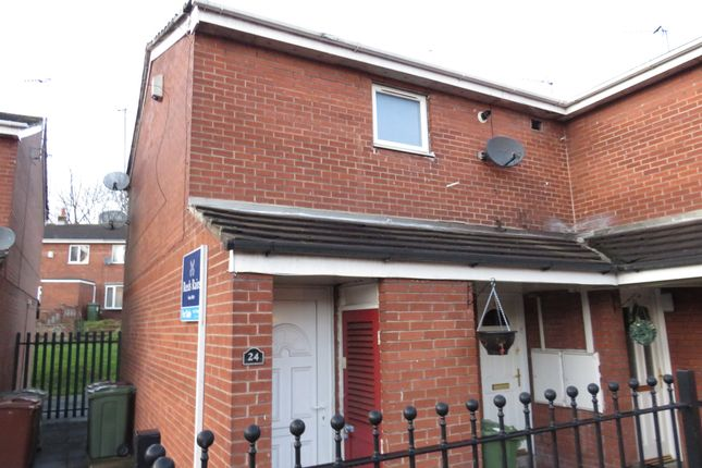 Thumbnail Flat for sale in Kinsley House Crescent, Fitzwilliam, Pontefract