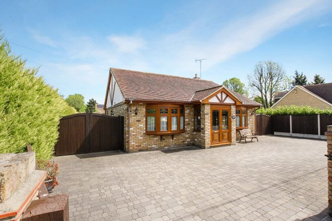 Thumbnail Detached bungalow for sale in Claygate, Enfield Road, Wickford