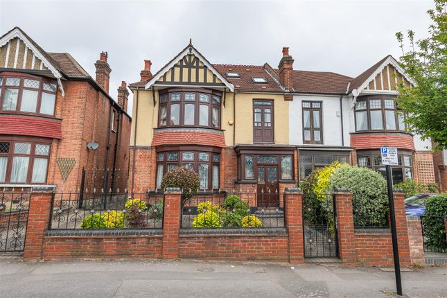 Thumbnail Semi-detached house for sale in Redbridge Lane West, London