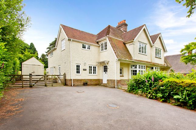Thumbnail Semi-detached house for sale in Catts Hill, Town Row, Rotherfield